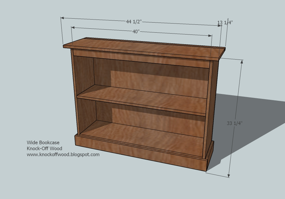 Elegant  Comments Before Commencement How To Soma A Rustic Wood Bookshelf