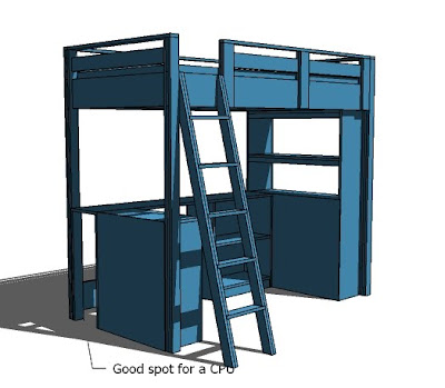 And You Could Even Hide A Cpu Tower Back There I M Loving This Plan Living In Small Home Gives Me An Reciation For Clever Storage Solutions