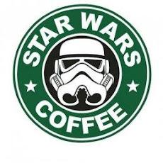 Patrocinado por: Star Wars Coffee.