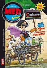 CARATULA N. 4 DE MEDcomics