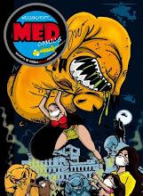 CARATULA Nº 1 DE MEDcomics