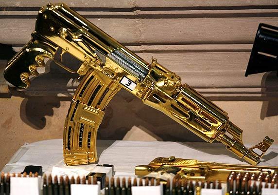 mi  233 rcoles  junio 02  2010Armas De Alto Calibre De Oro