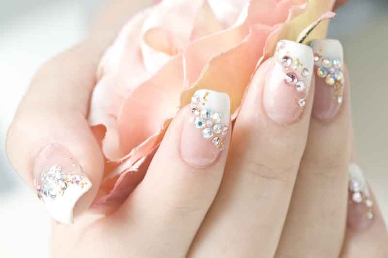 Beautiful Nail Art Design - iSTYLE 360