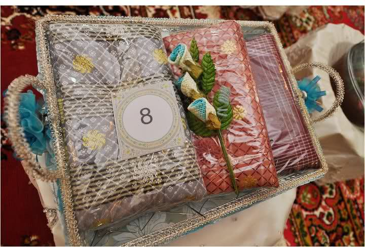 Wedding Gift Packing Ideas For Bride : Bride and Groom Gift Packing Ideas Tafreeh Mela - Pakistani Urdu ...