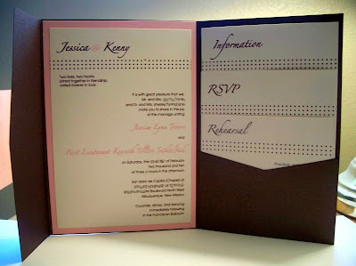 Our semi DIY Invitations photo 8