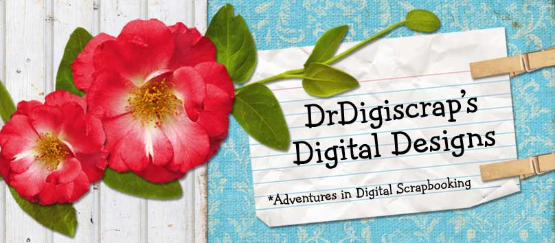 DrDigiscrap's Digital Designs