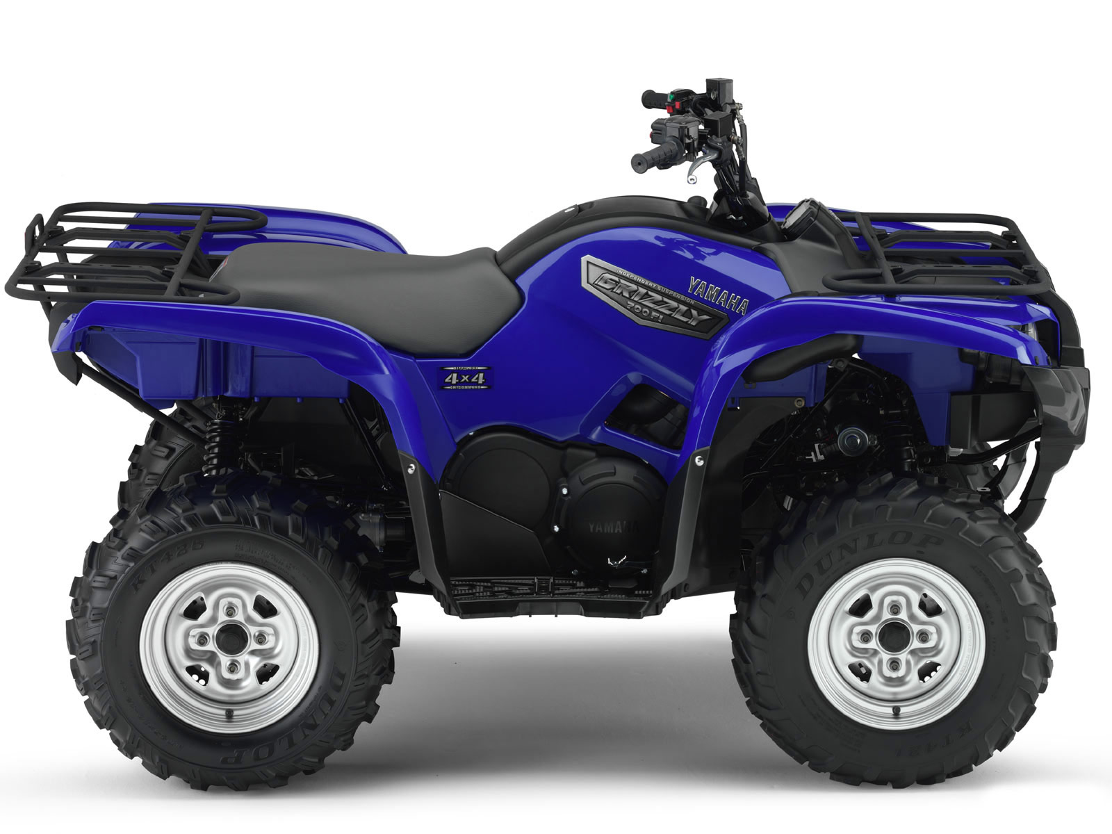 grizzly 700 fi 4x4 automotic 2007 yamaha atv pictures specs