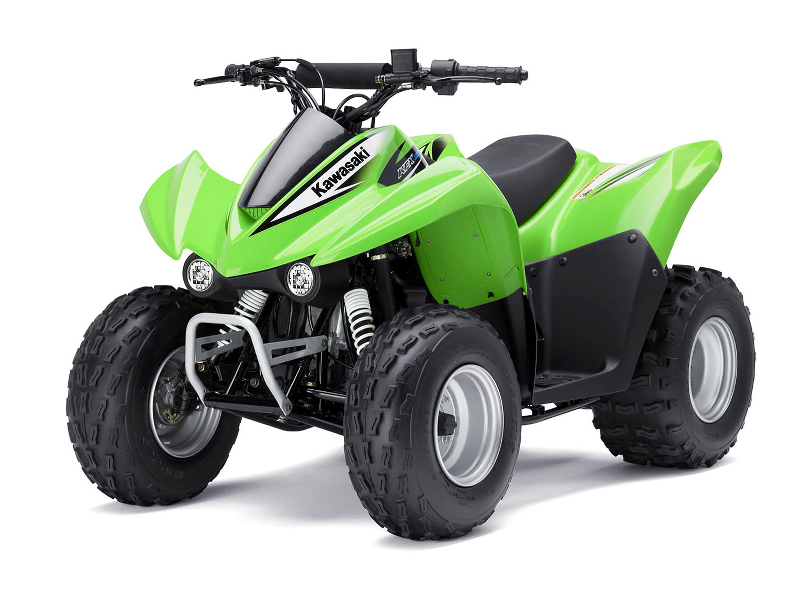 Automatic Transmission Motorcycle >> 2011 KAWASAKI KFX 90 pictures | ATV Accident lawyers info