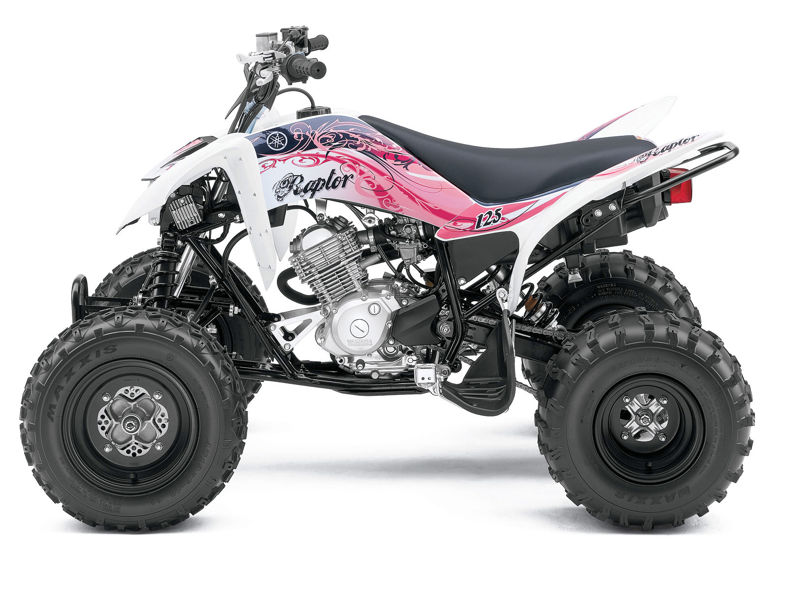 ATV Wallpapers 2011 YAMAHA Raptor 125 specifications