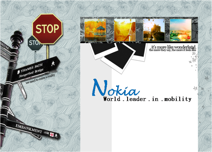 Nokia---World Leader in Mobility