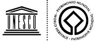 Logo ufficiale UNESCO - Patrimonio Mondiale dell'Umanità