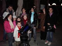Bambini ad 'Astronomia in piazza'