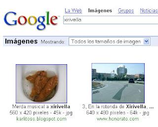 Fotos de Xirivella en google