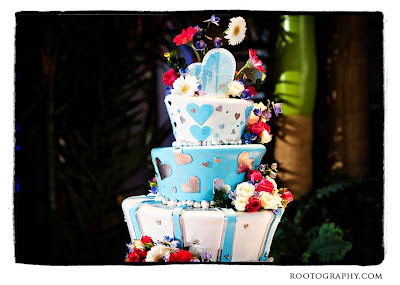 beautiful disney wedding cakes
