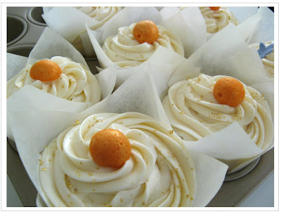 Citrus cuppies en masse