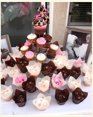 baby shower cupcake recipe
