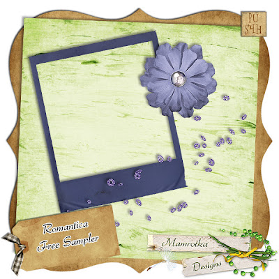 http://mamrotka.blogspot.com/2009/08/romantica-new-kit-freebies-coupons-and.html