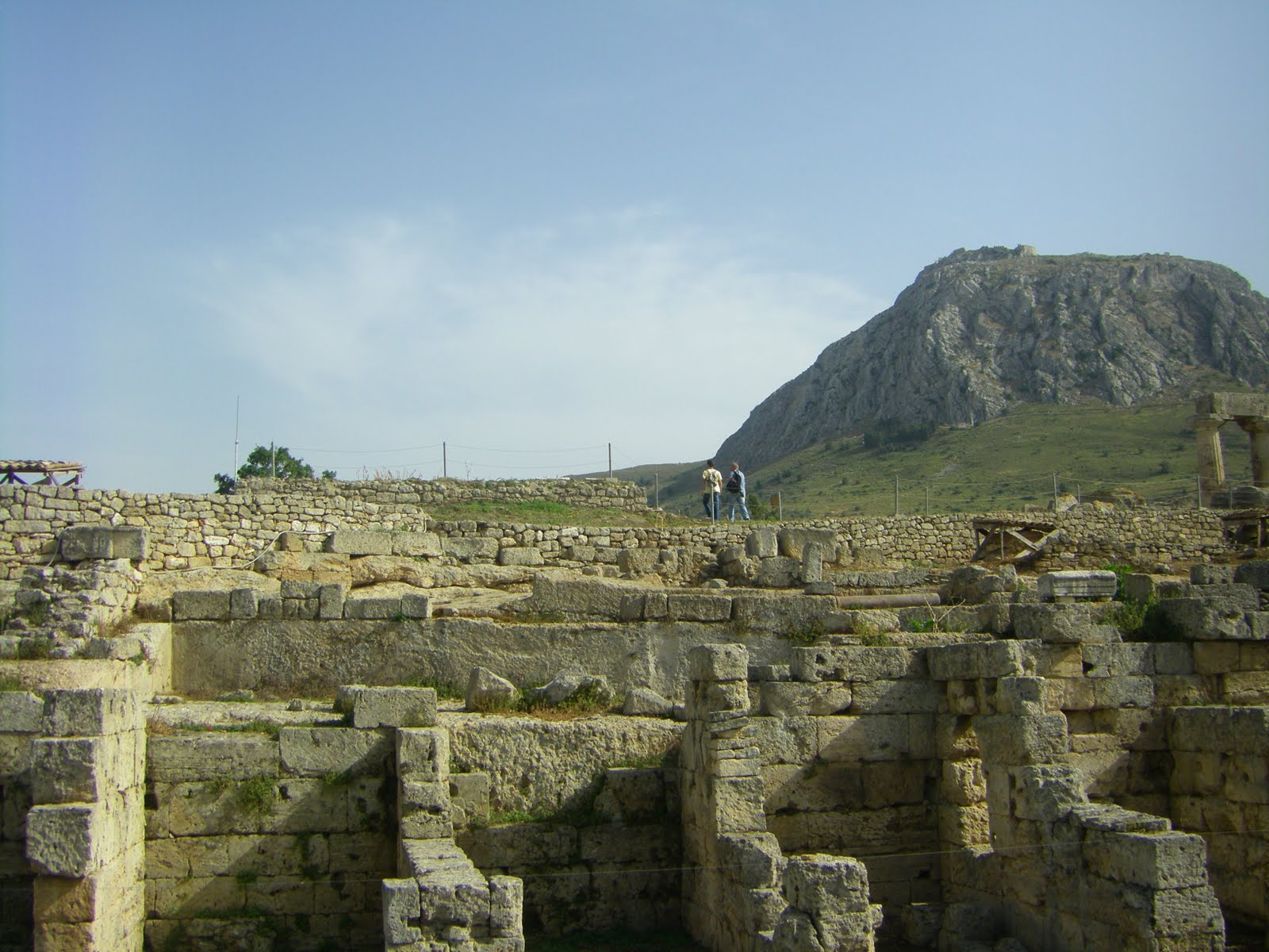 TEFL Corinth: Ancient Corinth