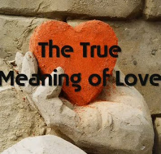 the different interpretations of the meaning of love