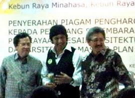 Dirut LIPI Prof. Dr. Umar Anggoro Jennie, Ikang Fawzi Duta LIPI Terbaru 2010, Wakil Menteri PU