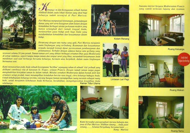Puri Marissa, Persembahan Ikang Fawzi untuk Marisa Haque, 3