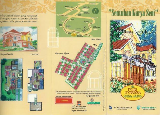 Desain Awal, Puri Marissa, Persembahan Ikang Fawzi untuk Tercinta Marissa Haque Istrinya, 1