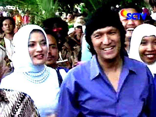 Menjelang 25 Tahun Pernikahan Ikang Fawzi & Marissa Haque