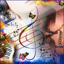 A Musica alivia a alma.
