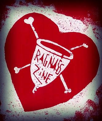 Bienvenue sur le bleurgh du Ragnass Zine