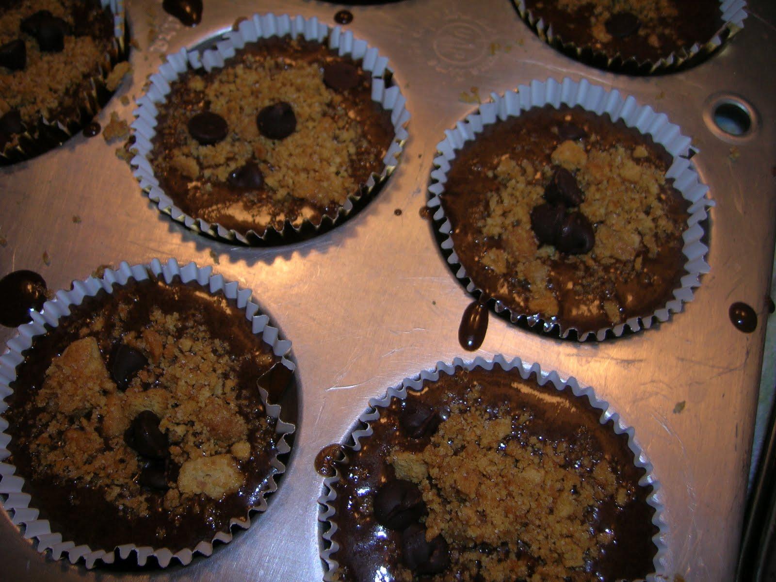 Creative Cook & Son: Chocolate Graham Cracker Cupcakes ...