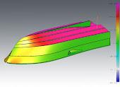 Moldes de produccion y primeras piezas, posibilidad de diseño en formas perfectamente desarrollable