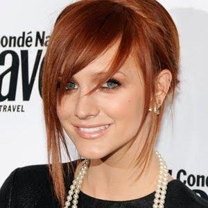 ashlee simpson celebrity hair