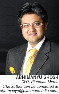 ABHIMANYU GHOSH CEO, Planman Media