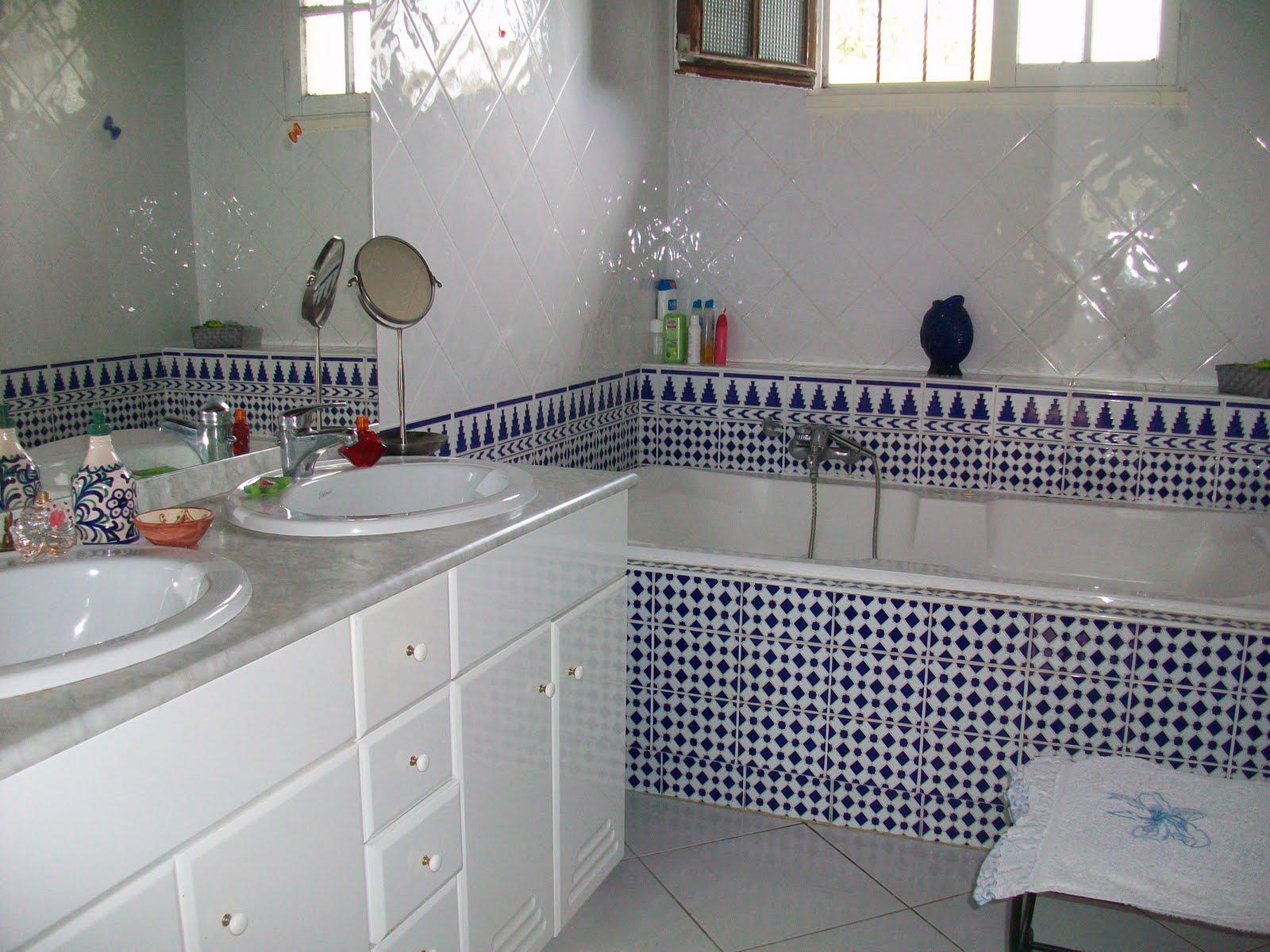 Salle De Bain Azulejos ~ bienvenue chez vous