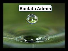 Biodata Admin