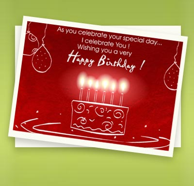 Free Birthday Greeting Cards and Wishes « SA Wallpapers