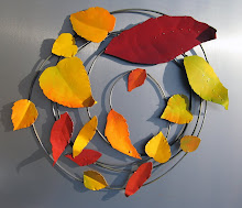Autumn Pond Leaves II