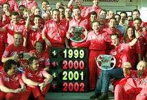 Ferrari Mondiale 2002