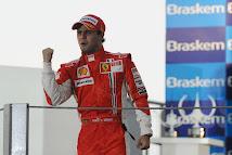 Massa (primo in Brasile 2008)