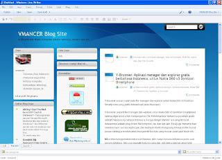 Vmancer: Windows Live Writer