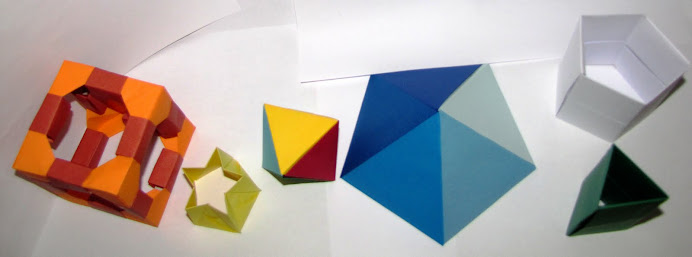Origami & Matemática