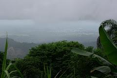 Desde lo alto de Villa Trina...