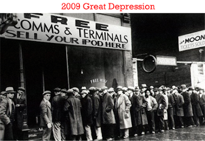 2008 2009 Great Depression