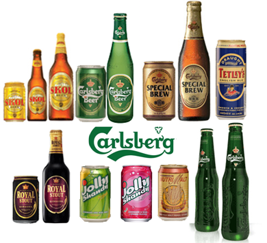 Carlsberg Products