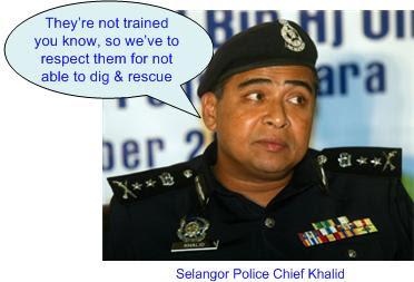 Selangor Police Chief Khalid