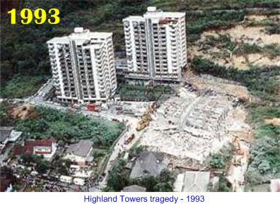 Highland Towers tragedy 1993