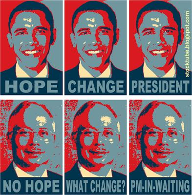 Barack Obama Najib Razak
