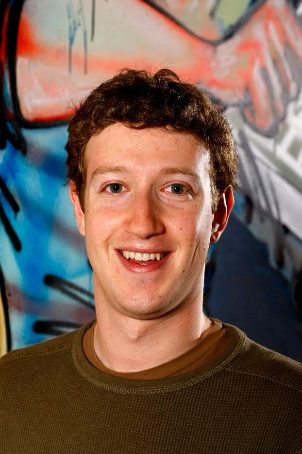 mark zuckerberg social network premiere. Yahoo, Facebook founder Mark