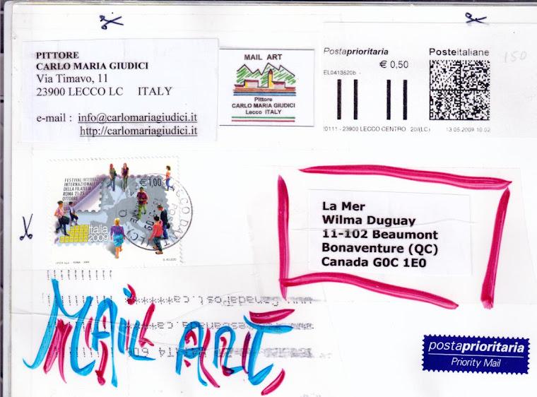 Carlo Maria Giudici Lecco, Italy