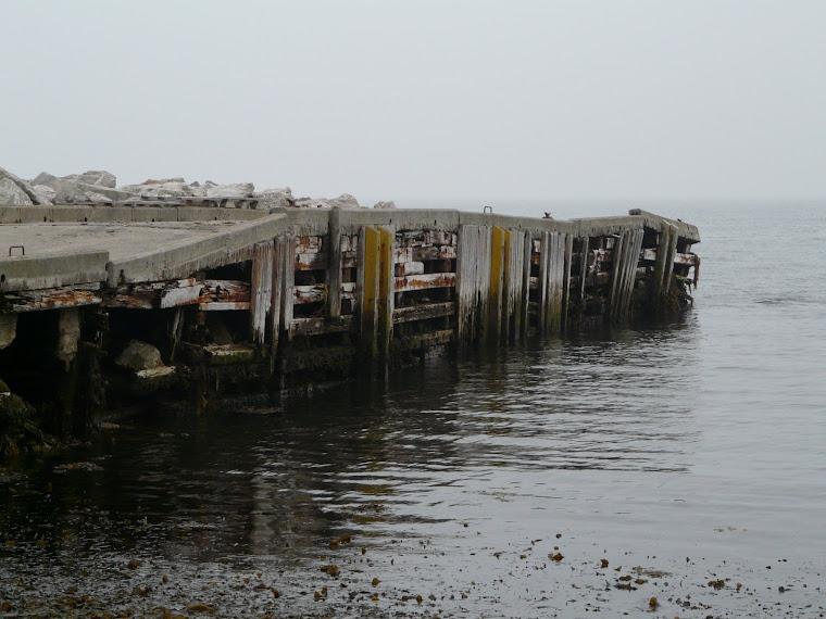 Wilma Duguay  Port Daniel Wharf  QC  Canada